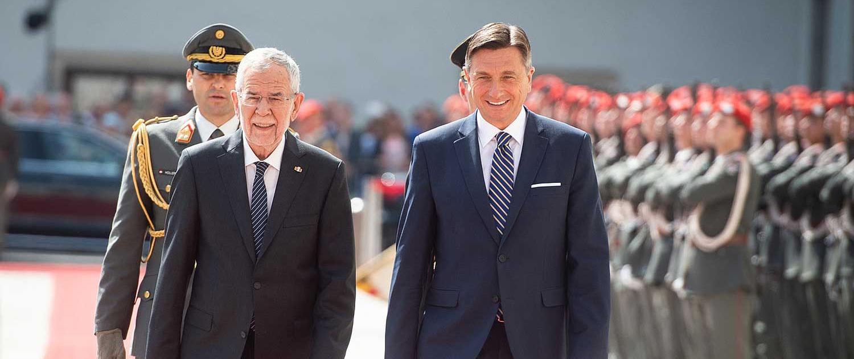 politik Staatspresidenten slowenien österreich